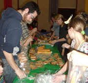 Richfield UMC sandwich-making ministry provides food for homeless neighbors