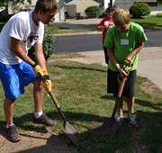 Inaugural Camp MSP gives middle-schoolers an opportunity to serve the community