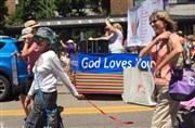 20+ UMC congregations work to reach thousands at Twin Cities Pride event